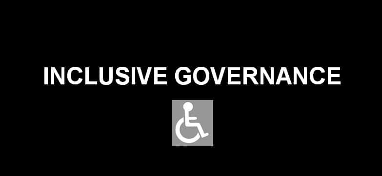 Inclusive Governance