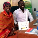 Somalia's first female presidential candidate