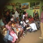 Special mothers project: working for children with Cerebral Palsy in Ghana