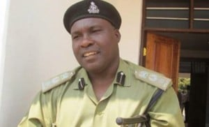 Dhahiri Kidavashari, Katavi Regional Police Commander