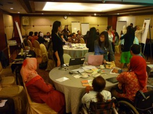 Indonesia to set up national disability commission