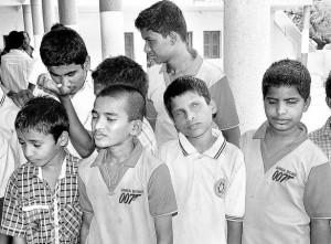 Students with visual impairments who attempted suicide. Source: The Hindu