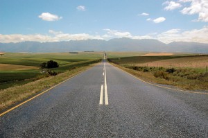 South African highway