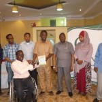 Somali disability advocate receives national award