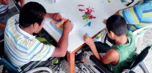 Municipality in Colombia to train disability organisations